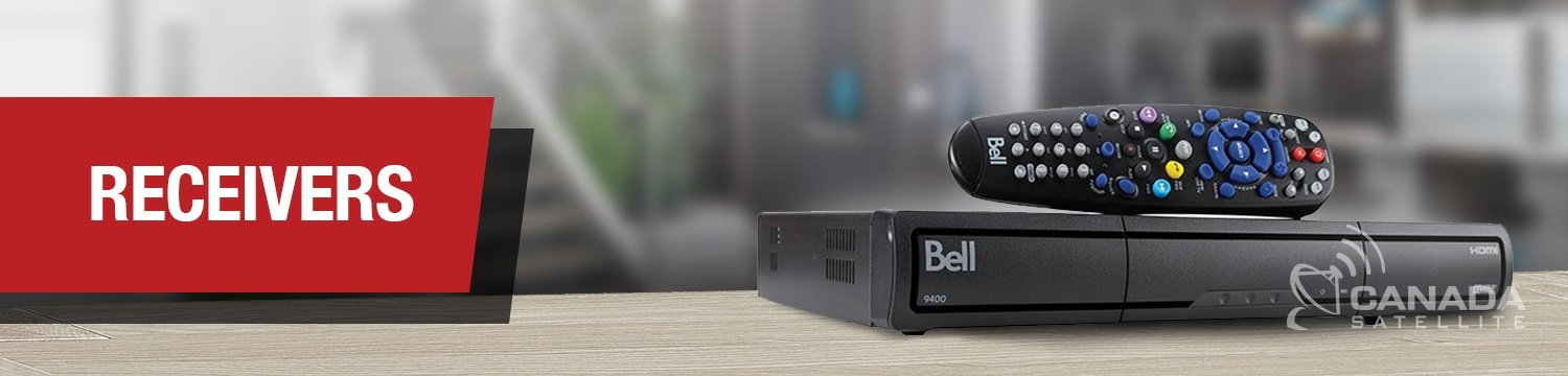 how to connect bell receiver to tv