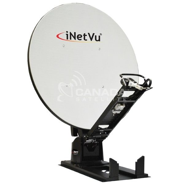 iNetVu 1800+ Auto-Deploy Circular C-Band VSAT Antenna System