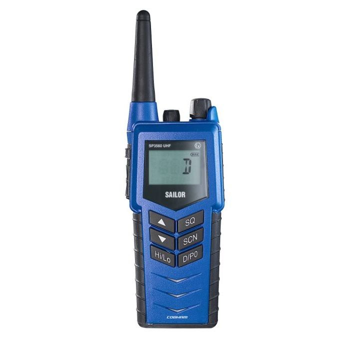 Cobham SAILOR SP3560 Portable UHF ATEX (403560A)