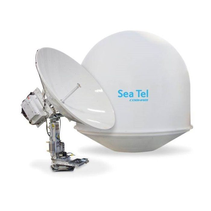 Sea Tel Model 6012 Ku-Band 3-Axis Marine Stabilized Antenna System