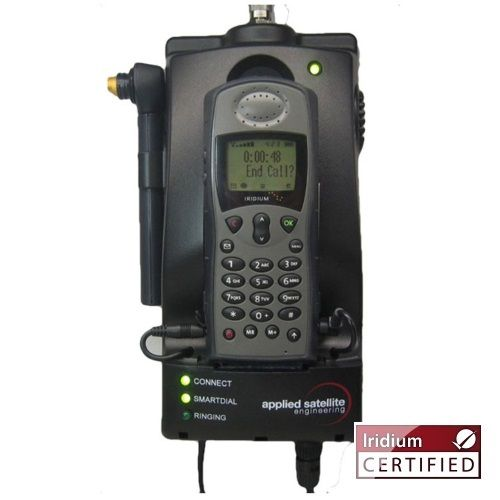 ASE Docking Station w/ POTS & RS232 for Iridium 9505A Satellite Phones (ASE-MC03)
