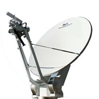AvL Technologies 1.6M Vehicle Mount SNG Antenna (1610C)
