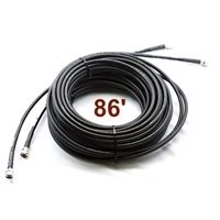 GlobalStar Cable 86ft Extended for GIK-1700 Installation Vehicle Kit (GIK-86-EXTEND-CBL)