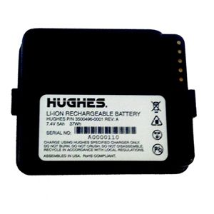 Hughes BGAN 9202 Lithium Ion Rechargeable Battery (350496-0001 REV: B)