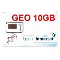 Inmarsat BGAN Link GEO 10GB Monthly Plan