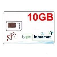Inmarsat BGAN Link 10GB Monthly Plan