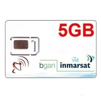Inmarsat BGAN Link 5GB Monthly Plan