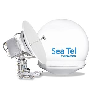 Sea Tel Model 4012 GX Marine Stabilized Antenna System