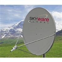 Skyware Global Type 122 1.2-meter Ku-Band Tx/Rx Class I Antenna