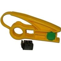 Professional RG6 / RG59 Cable Stripper (HY-P501E)