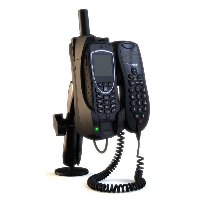 ASE 9575 Extreme Docking Station w/ Corded Privacy Handset (ASE-9575-H)