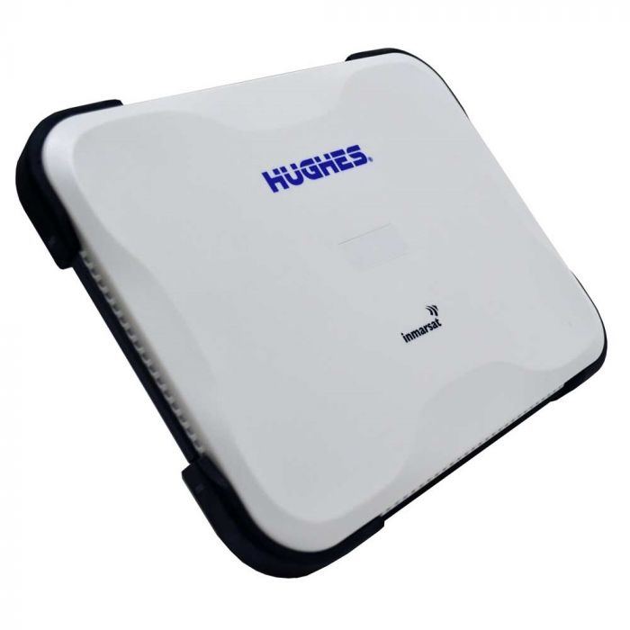 Hughes 9211 BGAN HDR Land Portable Satellite Internet Terminal w/ WiFi