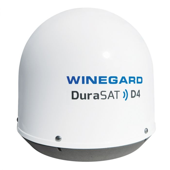 Winegard Durasat D4 Automatic In Motion Satellite TV Antenna - White