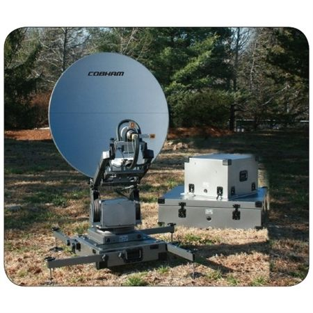 Cobham EXPLORER 5120 Auto-Deploy Fly-Away Antenna System
