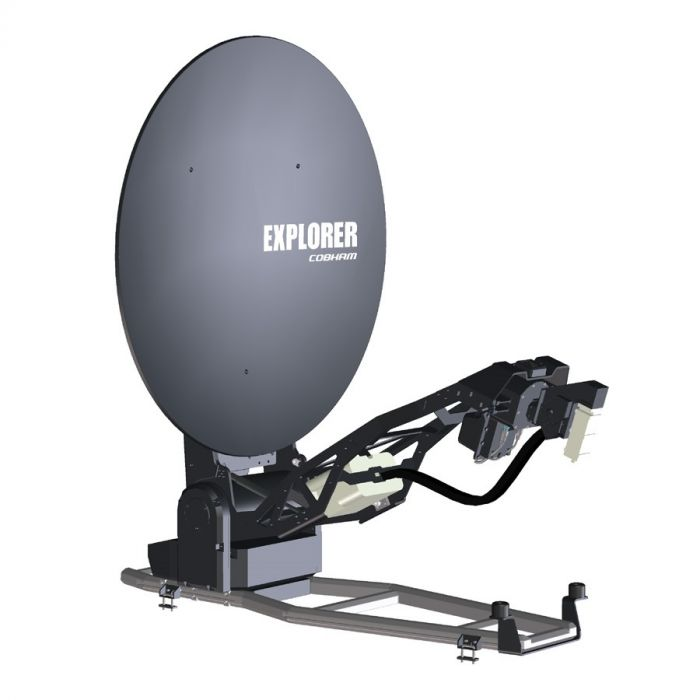 Cobham EXPLORER 8100 Drive-Away Antenna (408157B-50551)