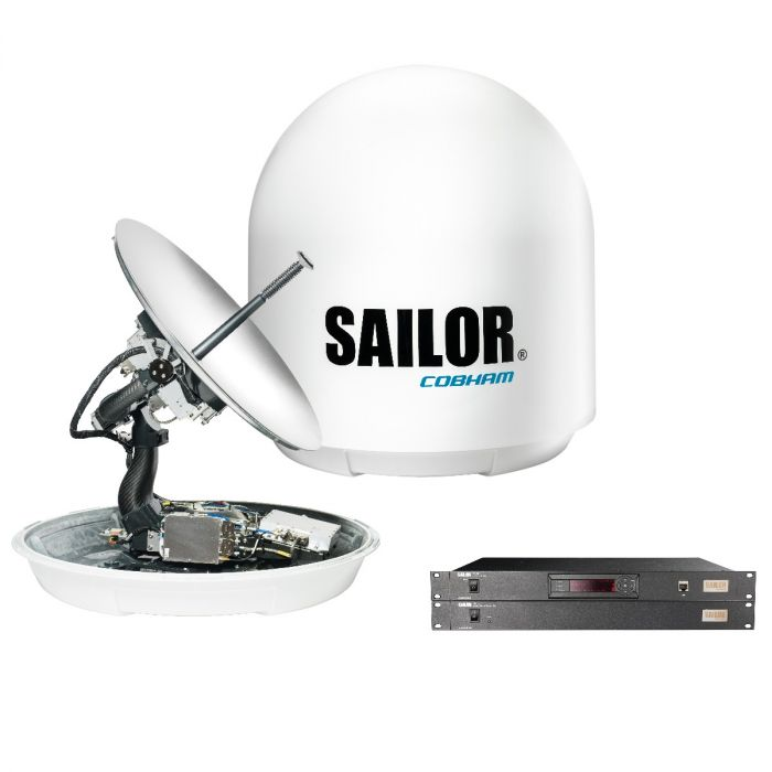 Cobham SAILOR GX60 Marine Stabilized Antenna System