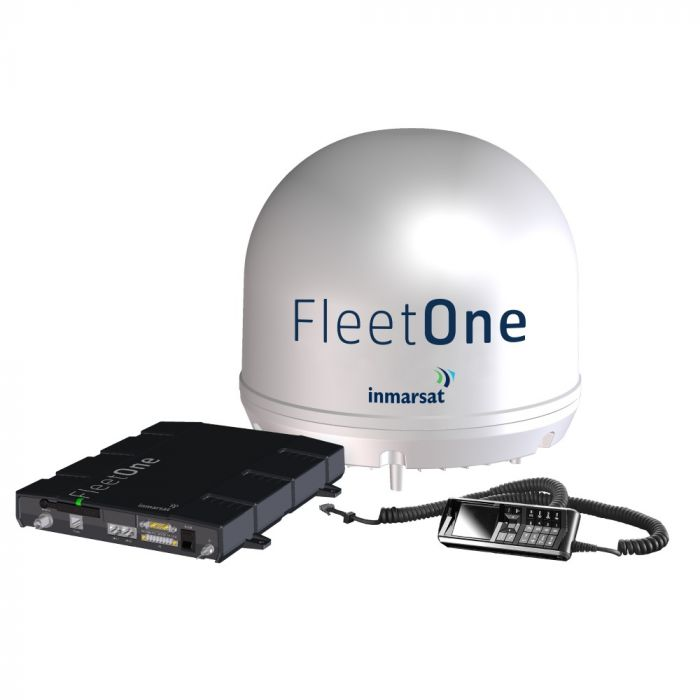 Cobham SAILOR Fleet One Maritime Internet System (403744A-00581)