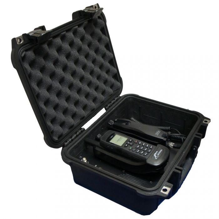 Iridium 9555 Satellite Phone + SatStation 9555 Box Kit