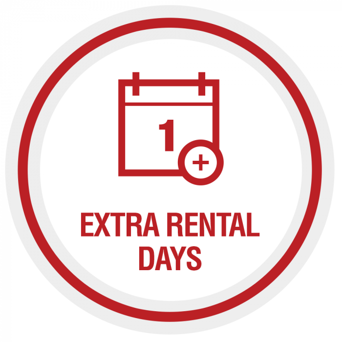Extra Rental Day(s)