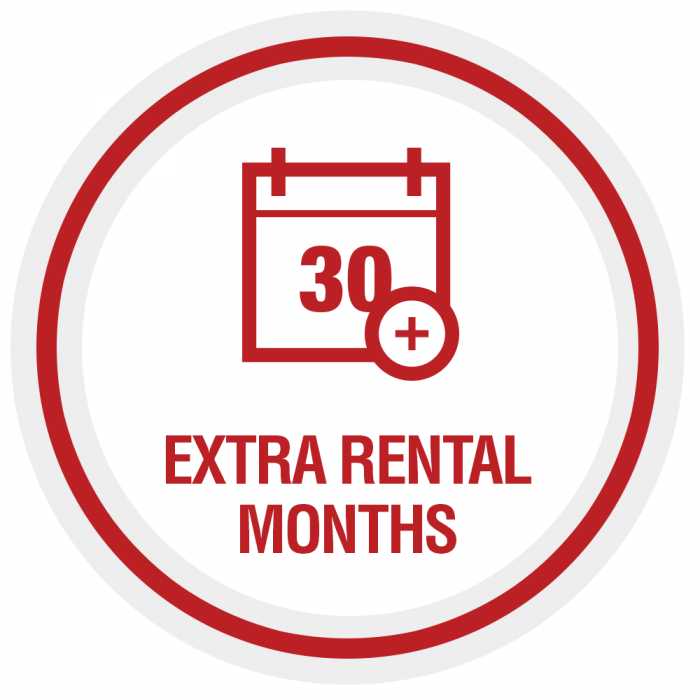 Extra Rental Month(s)
