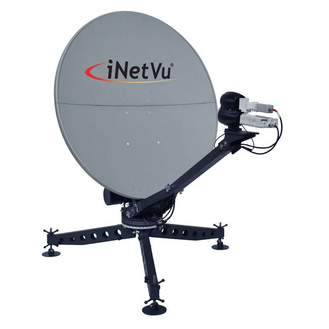 iNetVu FLY-1201 1.2m Ku Band Antenna