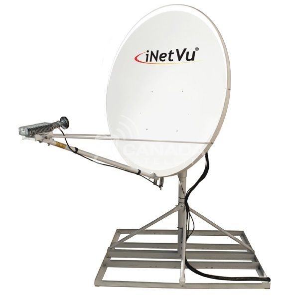 iNetVu 120 Ka Fixed Motorised VSAT Antenna System