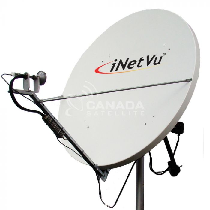 iNetVu 180 Fixed Motorized VSAT Antenna (FMA-180)