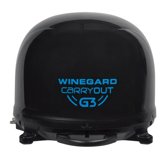 Winegard Carry Out G3 Bell Portable Dish - Black (GM-9035)