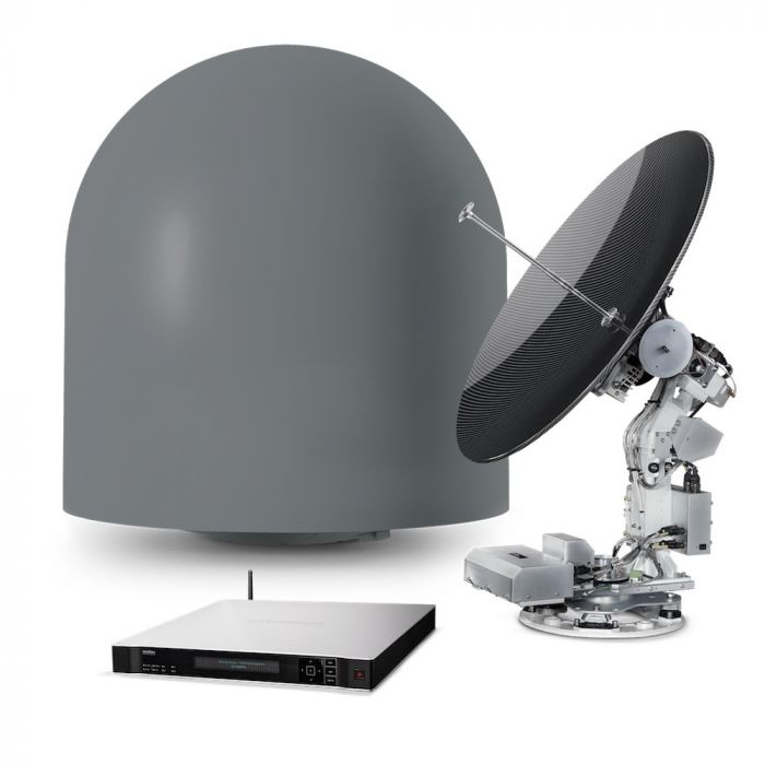 Intellian GX100PM Military-Grade Inmarsat Global Xpress Terminal