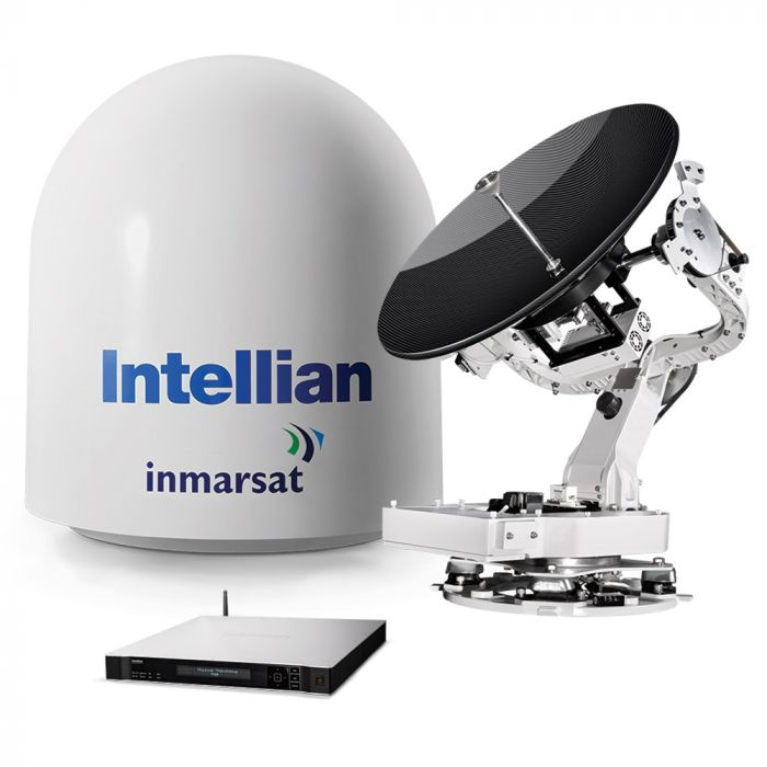 Intellian GX60 VSAT Marine Antenna System (GX1-62-111)
