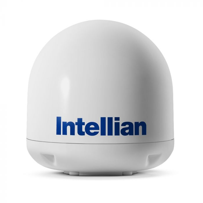 Intellian i3 Empty Dome & Baseplate Assembly (S2-3108)