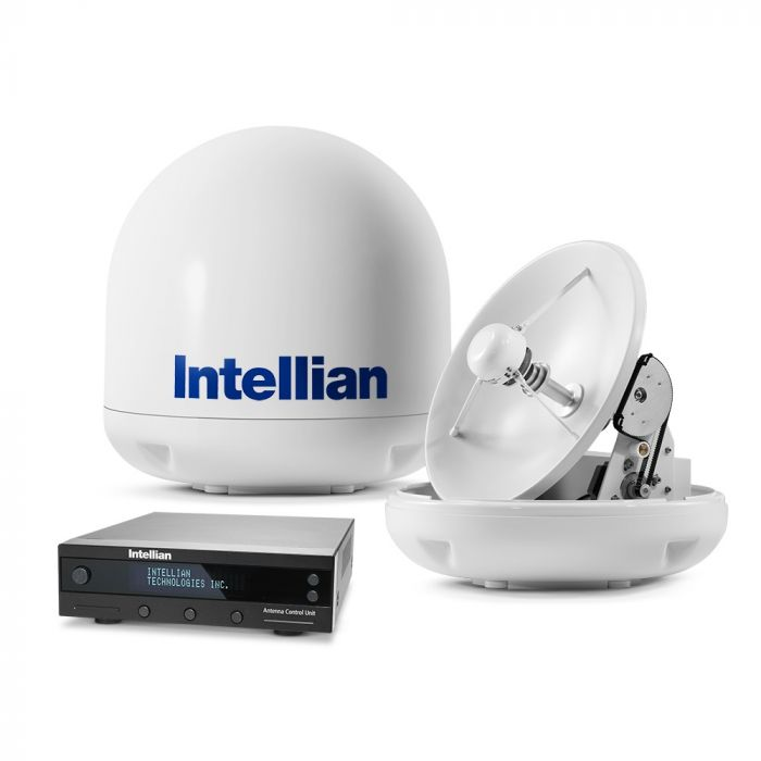 Intellian i3 Marine Satellite TV System for Dish Network and Bell TV (B4-I3DN)