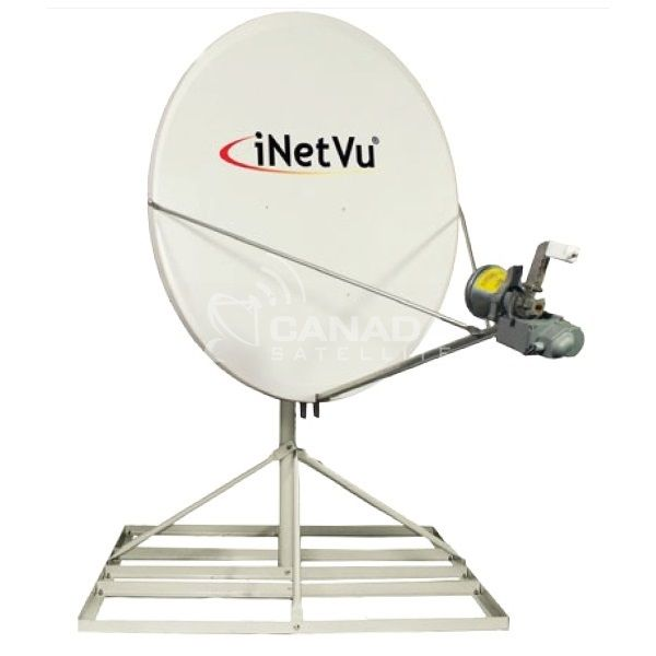 iNetVu 120 Fixed Motorised VSAT Antenna (FMA-120)