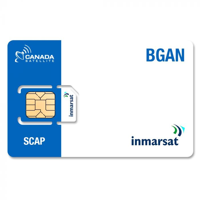 BGAN SCAP Entry Plan (Shared Corporate Allowance Package) - Up to 50 SIMs