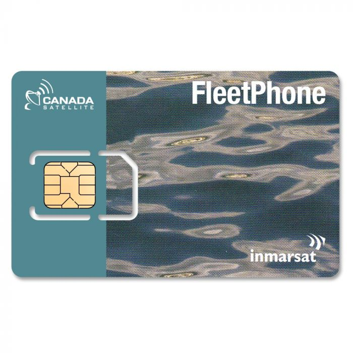 Inmarsat Fleet One Coastal SIM Card