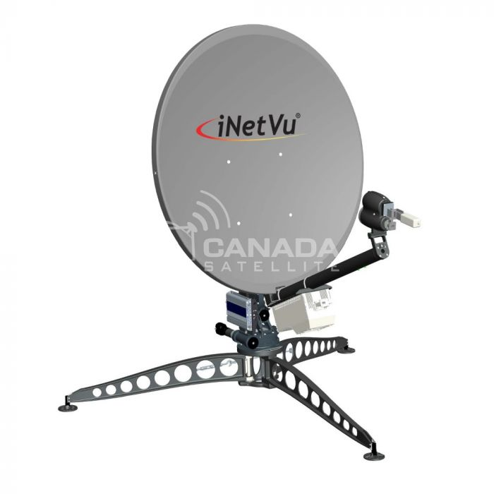 iNetVu FLY-98G 98cm Ka Band Portable Antenna (FLY-98G)