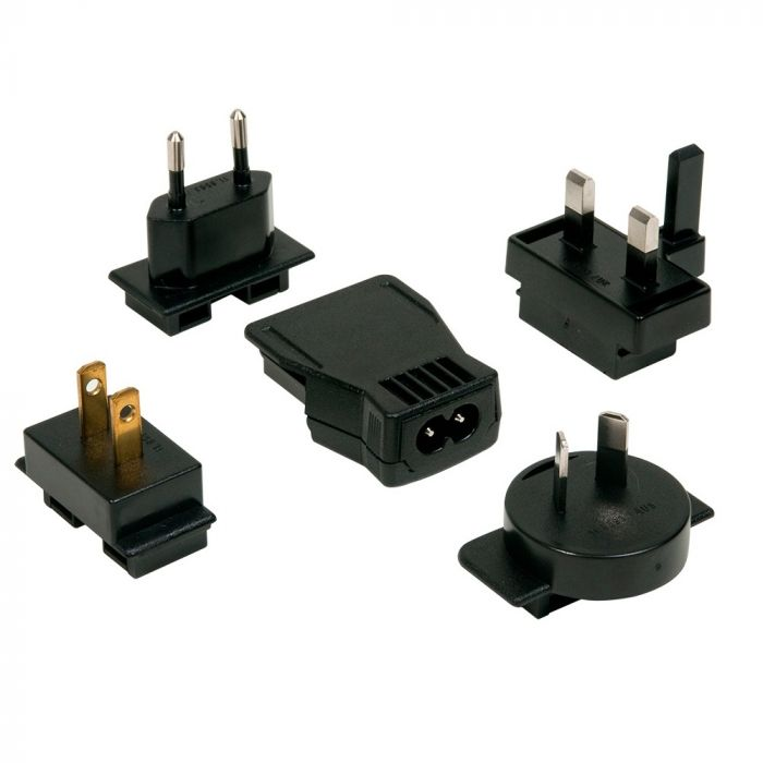 Iridium 9505A / 9555 / 9575 International Plug Kit (IPK0601)