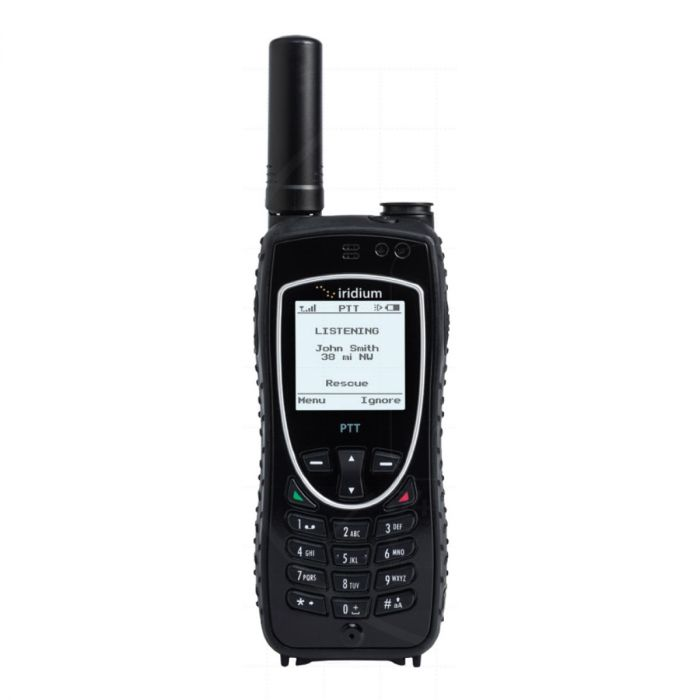 Iridium 9575 PTT Push To Talk Satellite Phone + Free Shipping!!! (FPKT1401)