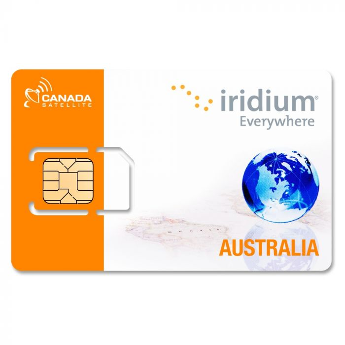 Iridium Australia Post Paid Monthly Plan