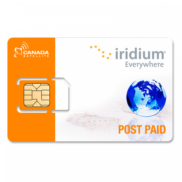 Iridium Push to Talk Global Monthly Plan (Per Device, 12 Month Commitment)