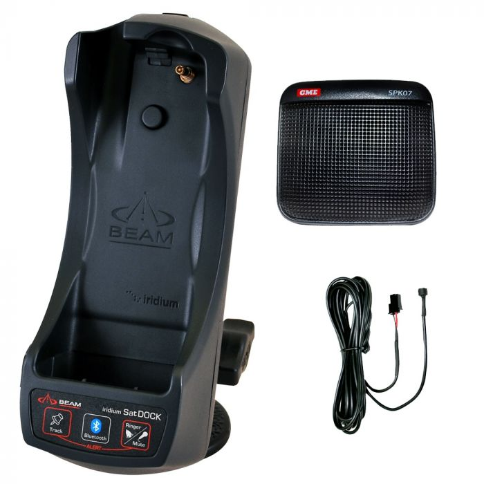 Beam SatDOCK-G 9555 Hands-free Vehicle Docking Station (9555SDG)