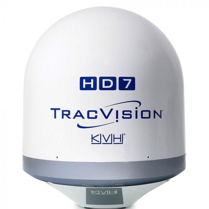 KVH TracVision HD7 DirectTV Marine Satellite TV System (01-0323-01)
