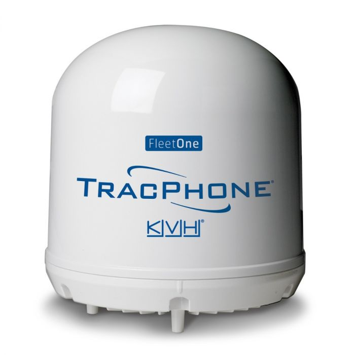 KVH TracPhone Fleet One