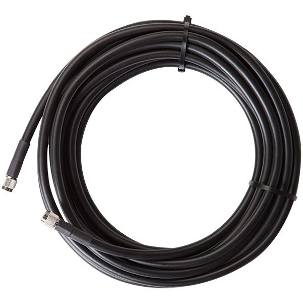 LMR 600 Coaxial Cable with TNC Male/Male Connectors - 100 Feet