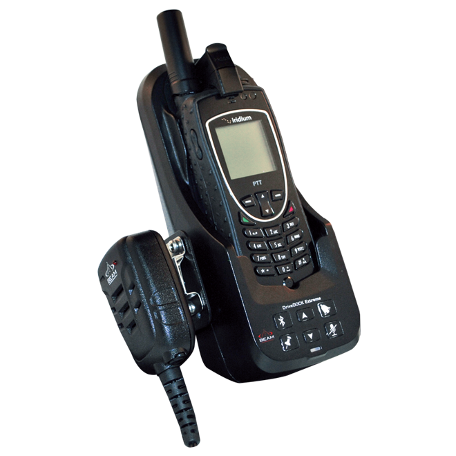 Beam Extreme Corded Push-To-Talk Handset Kit (EXTRMDD-PTT-C1)