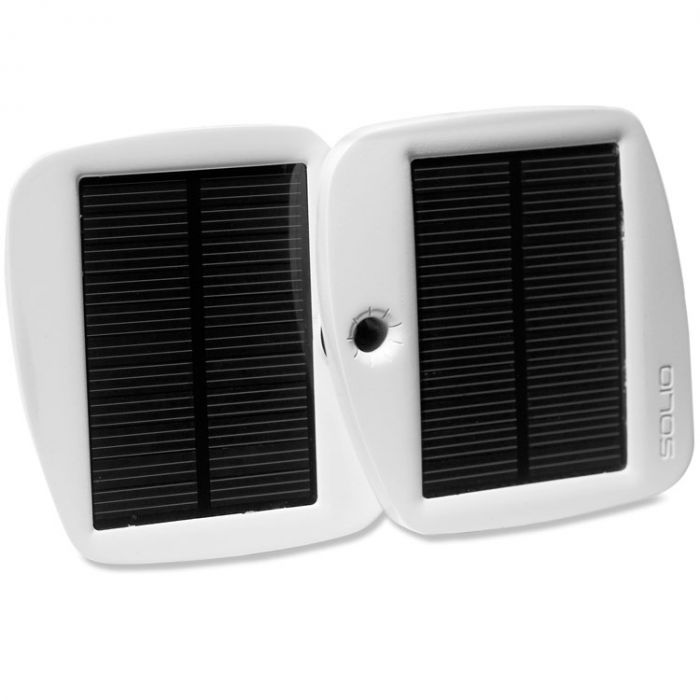 Solio BOLT Solar Charger + Battery Back Up
