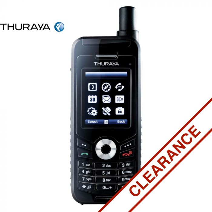 Thuraya XT Satellite Phone + Free Shipping
