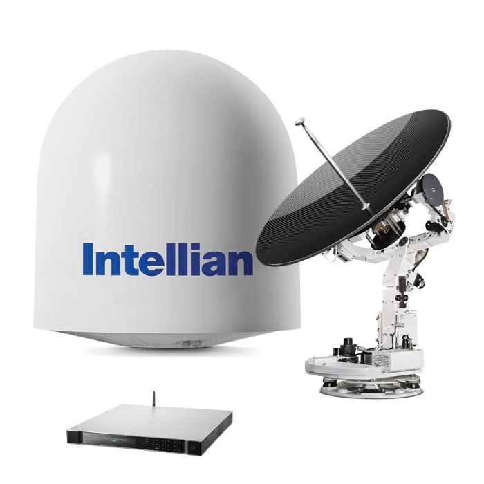 Intellian v100 VSAT Marine Antenna System (V3-11B)