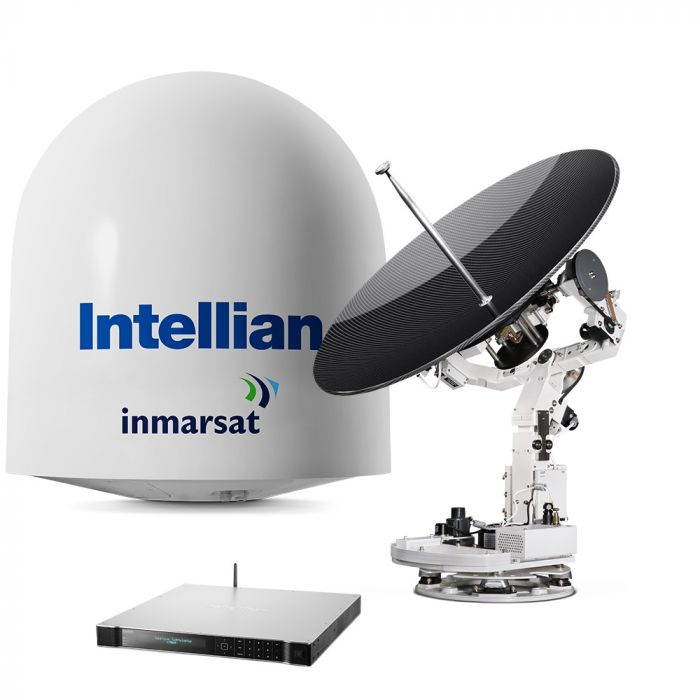 Intellian v100GX VSAT Marine Antenna System