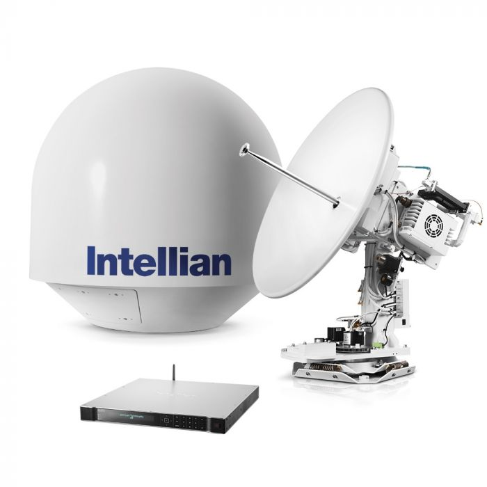 Intellian v80G VSAT Marine Antenna System (V2-81-CJW)